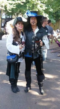 Budget Renfaire Costumes for Couples - LOVE LUST OR BUST